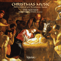 Cover of CDA66263 - Christmas Music from Medieval Europe