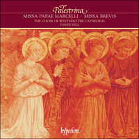 Cover of CDA66266 - Palestrina: Missa Papae Marcelli