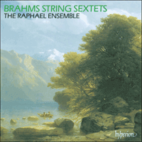 Cover of CDA66276 - Brahms: String Sextets