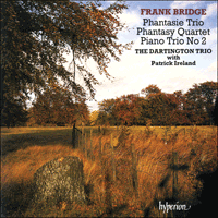 Cover of CDA66279 - Bridge: Piano Trios