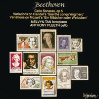CDA66281 - Beethoven: Complete Cello Music, Vol. 1