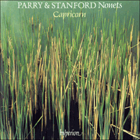 Cover of CDA66291 - Parry & Stanford: Nonets