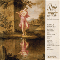 CDA66298 - Flute Music of the 16th & 17th centuries