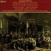 CDA66306 - Vaughan Williams: Five Tudor Portraits & Five Mystical Songs