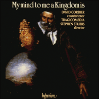 Cover of CDA66307 - My mind to me a kingdom is