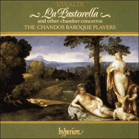 Cover of CDA66309 - Vivaldi: La Pastorella & other works