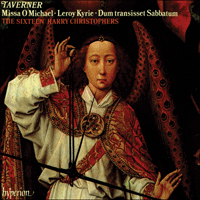 CDA66325 - Taverner: Missa O Michael & other sacred music