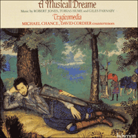 Cover of CDA66335 - A Musicall Dreame