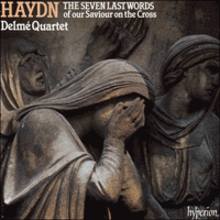 Cover of CDA66337 - Haydn: Seven Last Words from the Cross
