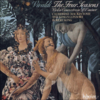 Cover of CDA66339 - Vivaldi: The Four Seasons