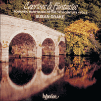 Cover of CDA66340 - Caprices & Fantasies