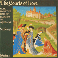 Cover of CDA66367 - The Courts of Love