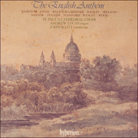Cover of CDA66374 - The English Anthem, Vol. 1