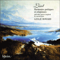 CDA66421/2 - Liszt: The complete music for solo piano, Vol. 7 � Harmonies po�tiques et religieuses