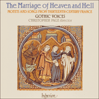 Cover of CDA66423 - The Marriage of Heaven and Hell