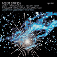 CDA66449 - Simpson: Music for Brass