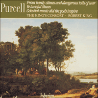 CDA66456 - Purcell: Odes, Vol. 4 - Ye tuneful Muses