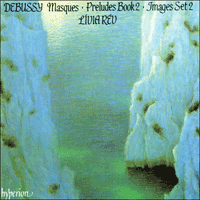 Cover of CDA66487 - Debussy: Preludes Book 2