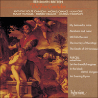 CDA66498 - Britten: The Five Canticles