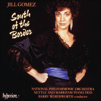 Cover of CDA66500 - Jill Gomez South of the Border