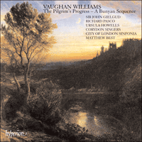 Cover of CDA66511 - Vaughan Williams: The Pilgrim's Progress