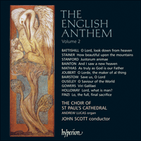 Cover of CDA66519 - The English Anthem, Vol. 2
