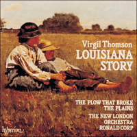 Cover of CDA66576 - Thomson: Louisiana Story