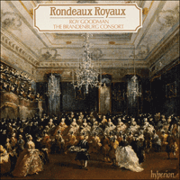 Cover of CDA66600 - Rondeaux Royaux