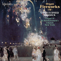 Cover of CDA66605 - Organ Fireworks, Vol. 4