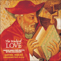Cover of CDA66619 - The Study of Love