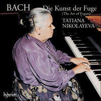 Cover of CDA66631/2 - Bach: The Art of Fugue