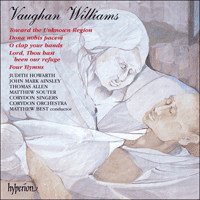 CDA66655 - Vaughan Williams: Dona nobis pacem & other works