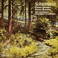 Cover of CDA66657 - Schumann: Piano Quartet & Piano Quintet
