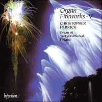 Cover of CDA66676 - Organ Fireworks, Vol. 5