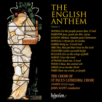Cover of CDA66678 - The English Anthem, Vol. 4