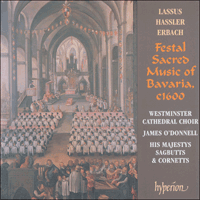 Cover of CDA66688 - Festal Sacred Music of Bavaria