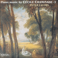 Cover of CDA66706 - Chaminade: Piano Music, Vol. 3