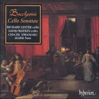 CDA66719 - Boccherini: Cello Sonatas