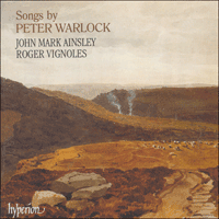 Cover of CDA66736 - Warlock: Songs