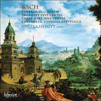 Cover of CDA66746 - Bach: The Inventions