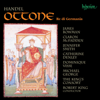 Cover of CDA66751/3 - Handel: Ottone