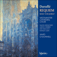 Cover of CDA66757 - Durufl�: Requiem & Messe Cum jubilo