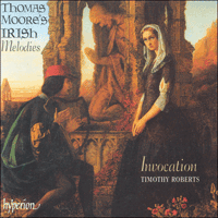 CDA66774 - Moore: Thomas Moore's Irish Melodies