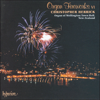 Cover of CDA66778 - Organ Fireworks, Vol. 6