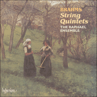 Cover of CDA66804 - Brahms: String Quintets