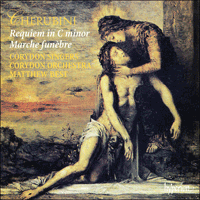 Cover of CDA66805 - Cherubini: Requiem & Marche fun�bre