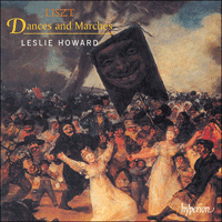 CDA66811/2 - Liszt: The complete music for solo piano, Vol. 28 - Dances and Marches