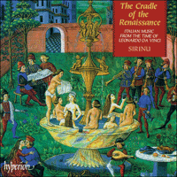 Cover of CDA66814 - The Cradle of the Renaissance