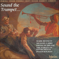 Cover of CDA66817 - Sound the Trumpet