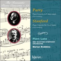 Cover of CDA66820 - Parry & Stanford: Piano Concertos